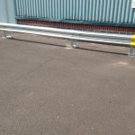 Warehouse Exterior barriers