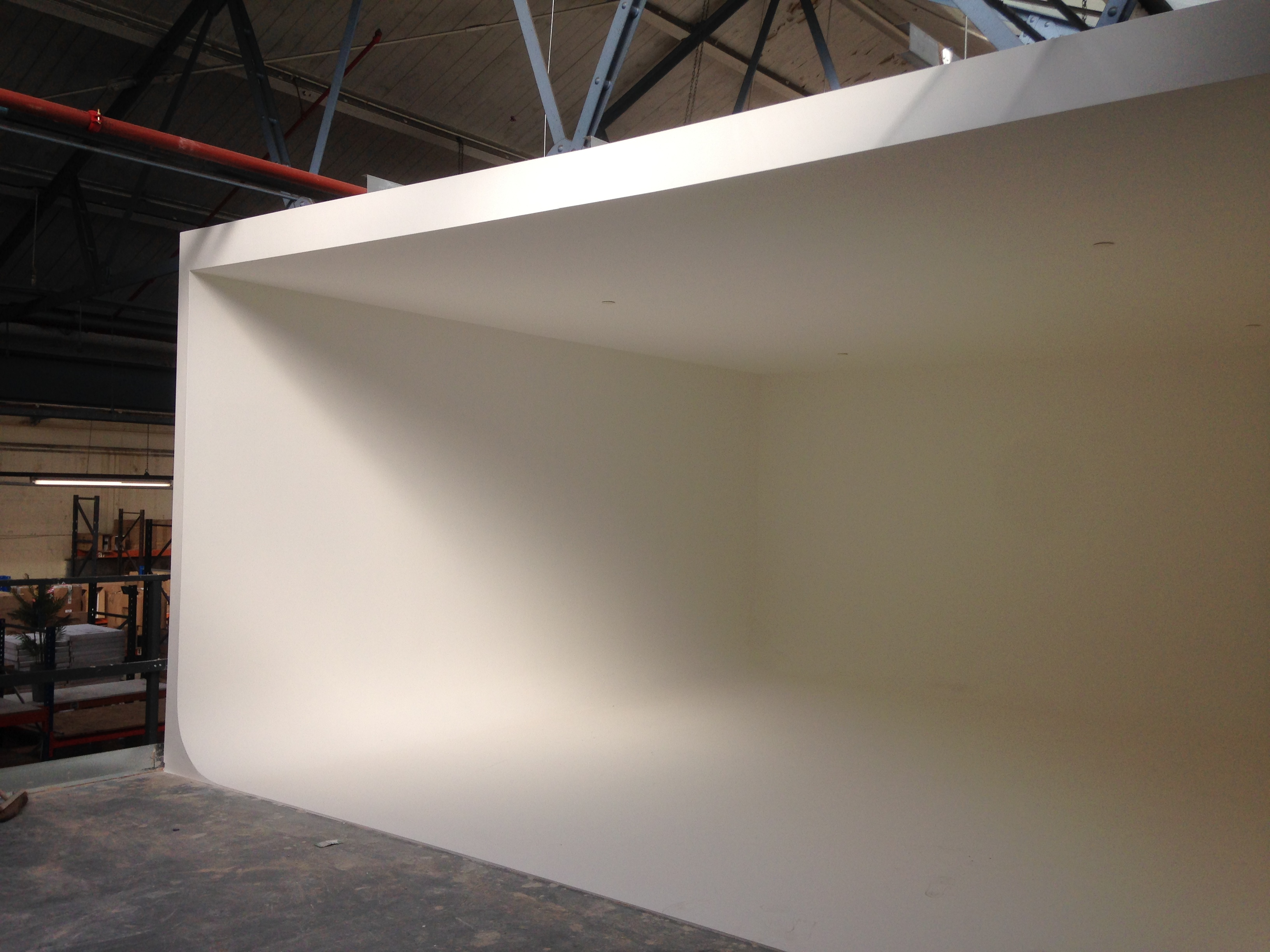 Photo-booth installed in Manchester | Storage Concepts