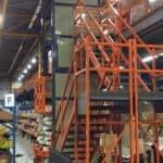Goods Lifts for Mezzanine Floors