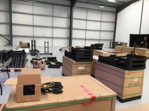 Mezz Floor Installer