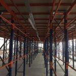 Garment Rails and Goods Lift