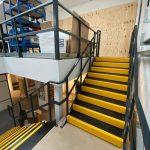 Mezzanine Floor Fire Protection